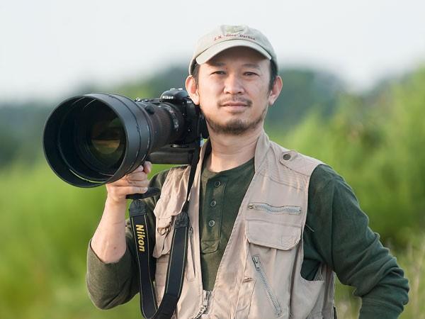 """Nhiếp ảnh gia Andy Nguyễn: Bậc thầy """"săn ảnh"""" động vật hoang dã ảnh 1"""