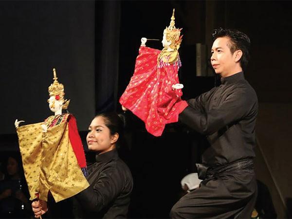 Ngày hội thủ công mỹ nghệ Thái Lan ảnh 1