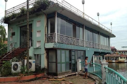 Phòng truyền thống Hãng phim truyện Việt Nam nghi bị trộm ảnh 1