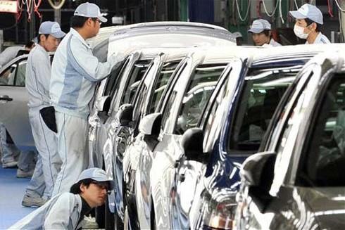 Đầu tư trực tiếp của Nhật Bản vào Trung Quốc giảm mạnh ảnh 1