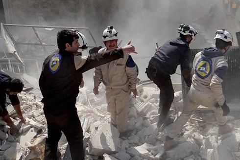 """Cái chết của """"người anh hùng"""" Aleppo khiến thế giới lặng đi ảnh 1"""