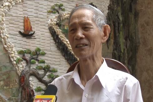 Ông Phạm Xuân Đào