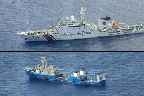 Sức nóng của vấn đề Biển Đông ảnh 1