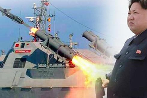 Mỹ - Nhật Bản - Hàn Quốc chia sẻ thông tin đối phó Triều Tiên ảnh 1