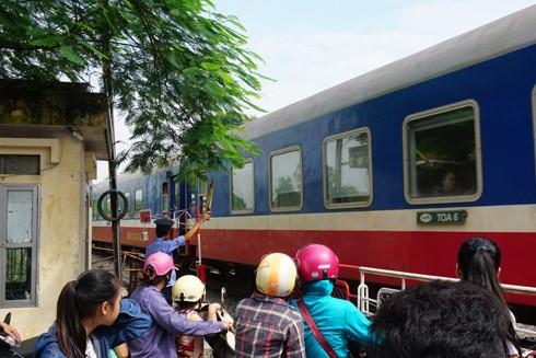 Người gác ghi chặn đứng tai nạn thảm khốc trên đường sắt Bắc - Nam ảnh 3