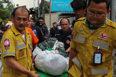 Thái Lan: Rùng rợn chiếc tủ lạnh chứa xác người ảnh 1