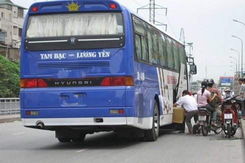 Xe khách Hà Nội - Hải Phòng sẽ chuyển hết thành xe buýt ảnh 1