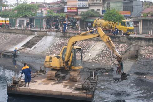 """Đề xuất """"đậy nắp"""" sông Kim Ngưu: Không phù hợp quy hoạch ảnh 1"""