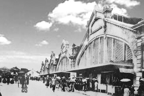 Chợ trong phố ảnh 1