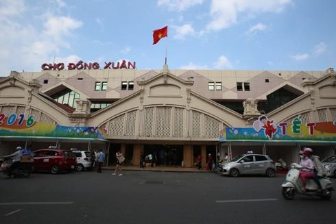 Chợ trong phố ảnh 2