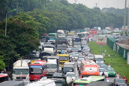 Gần 40.000 lượt xe khách phải điều chỉnh luồng tuyến ảnh 1