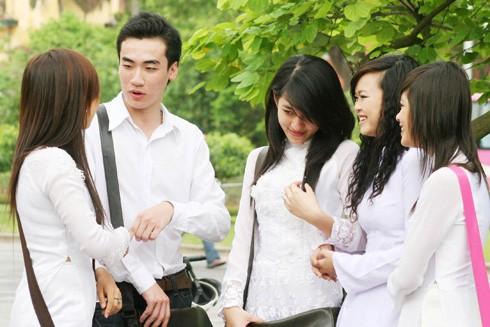 """Tiếng Việt """"thất thủ"""" ở Hà Nội ảnh 1"""