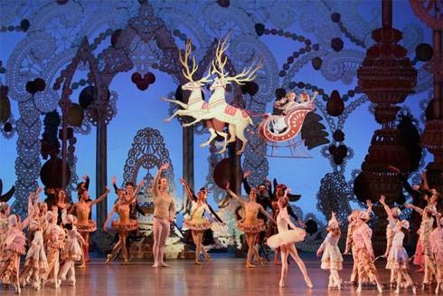 Các nghệ sỹ ballet nước Nga tái ngộ khán giả Việt Nam
