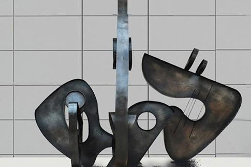 Ngắc ngoải nghệ thuật điêu khắc ảnh 2