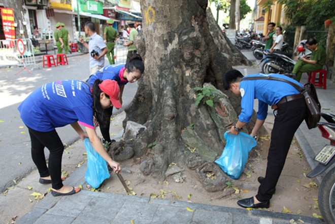 Bảo vệ môi trường là trách nhiệm của cộng đồng ảnh 1