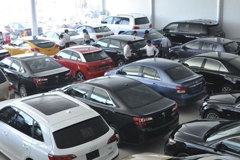 Sản xuất, lắp ráp, nhập khẩu ô tô là ngành nghề kinh doanh có điều kiện