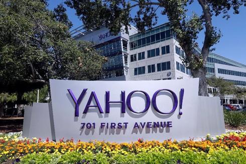 Yahoo lại vấp phải vụ tấn công 1 tỉ tài khoản người dùng (Ảnh AP)
