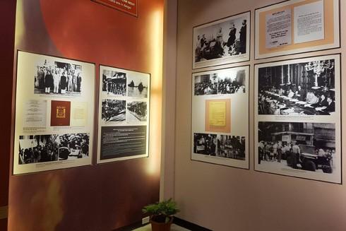 Ngôi nhà lịch sử và những ký ức về Bác ảnh 2