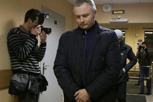 Đại tá Timchenko bị bắt vì bị tình nghi nhận hối lộ