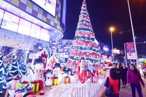 Giáng sinh ở phố