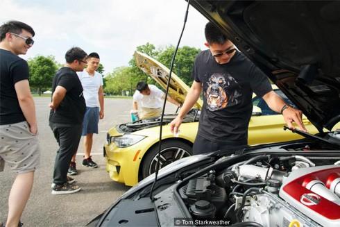 Khoảng 95% khách hàng của Nick Lam là sinh viên Trung Quốc