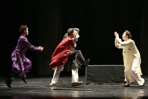 Phép thử với sân khấu Việt từ các vở diễn đoạt huy chương ảnh 1
