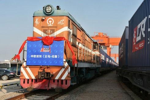 """Trung Quốc đẩy mạnh """"ngoại giao đường sắt"""" ảnh 1"""