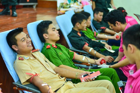 Bắt buộc hiến máu chỉ là phương án giả định! ảnh 2