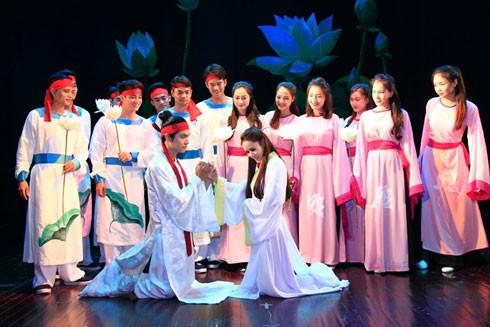 Sân khấu khó đông vui ngày đầu xuân, năm mới ảnh 1