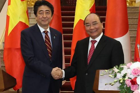 Nhật Bản là đối tác quan trọng và lâu dài của Việt Nam ảnh 1