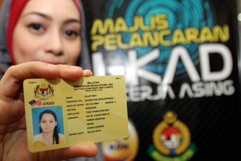 """Malaysia """"siết"""" quản lý lao động nhập cư ảnh 1"""