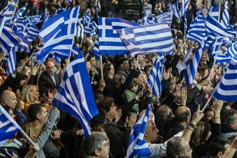 """Hy Lạp chối từ """"thắt lưng buộc bụng"""" ảnh 1"""