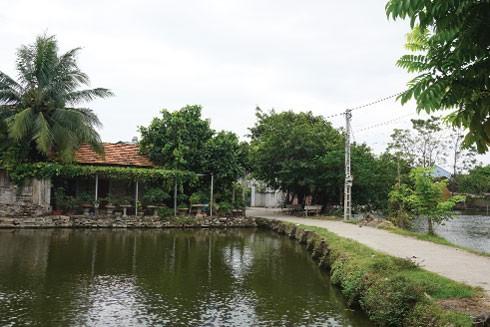 Làng Cổ Đô là nơi sản sinh ra hơn 100 họa sỹ