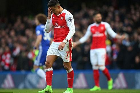 Nguyên nhân khiến Arsenal luôn thất bại ảnh 1