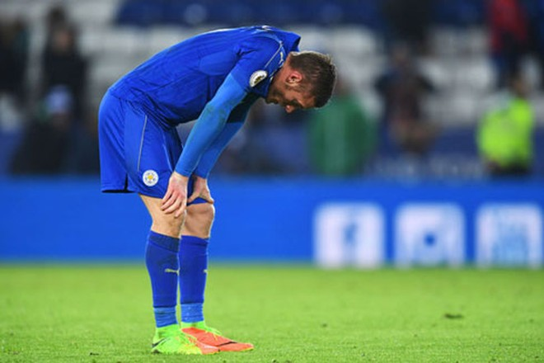 Leicester - bi kịch của nhà vô địch