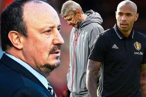 Lộ diện ứng viên gây sốc thay Wenger ảnh 1