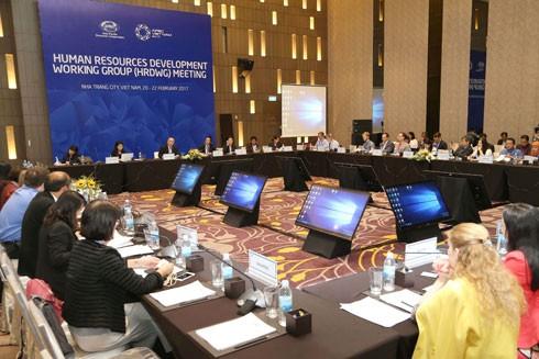 Việt Nam chia sẻ kết quả triển khai nhiều sáng kiến tại SOM1 ảnh 1