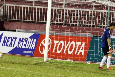 Vết nhơ cho bóng đá Việt Nam ảnh 1