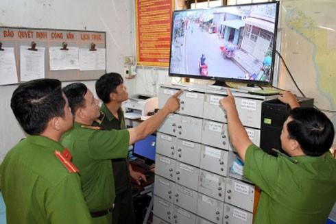 Ngăn ngừa hữu hiệu tội phạm nhờ camera an ninh ảnh 1