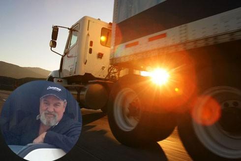 """Lái xe tải - """"tai mắt"""" của cảnh sát săn lùng bọn buôn người ảnh 1"""