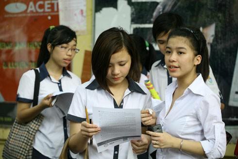 Hà Nội có một số trường THPT tuyển sinh lớp tiếng Nhật, tiếng Đức
