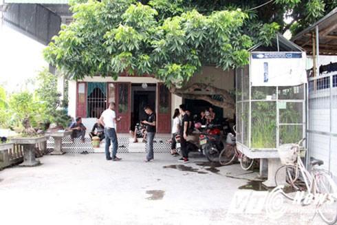 Hiện trường vụ tấn công kinh hoàng tại nhà anh Nguyễn Đức Tâm