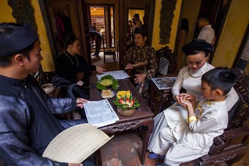 Tái hiện đời sống của một gia đình trung lưu Hà Nội vào thế kỷ XIX
