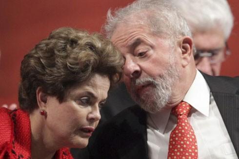 Brazil cáo buộc 2 cựu Tổng thống tội cản trở pháp luật ảnh 1