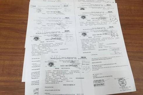 Báo động tình trạng làm giả giấy chuyển tuyến khám bệnh để trục lợi ảnh 1