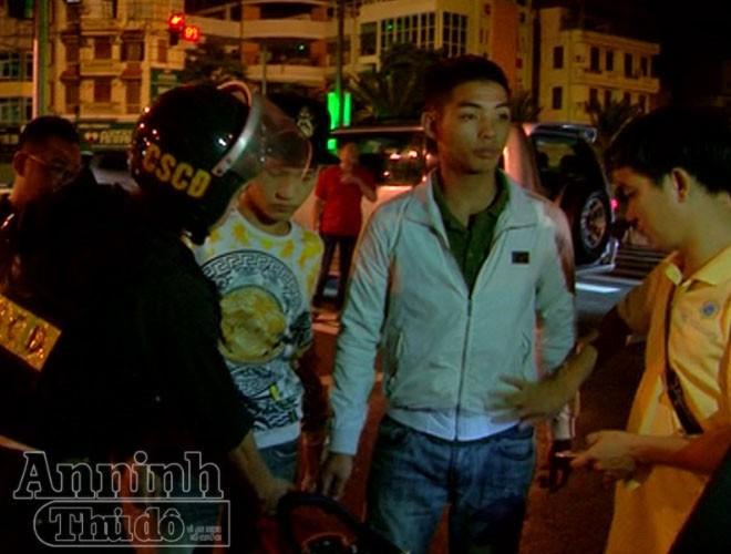 Đêm đầu tiên thực hiện Mệnh lệnh 01 của Giám đốc CATP Hà Nội: Tiền đề cho thế trận phòng ngừa bền vững ảnh 2