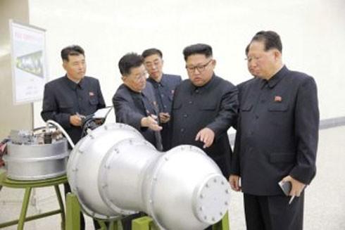 Quan hệ thương mại bị cắt giảm để phản ứng lại trước những hoạt động hạt nhân của Triều Tiên