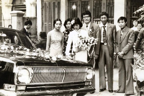 Một đám cưới Hà Nội xưa