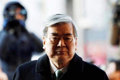 Cảnh sát Hàn Quốc xin lệnh bắt giữ Chủ tịch Tập đoàn Hanjin Group