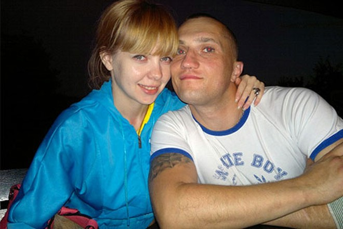 Yelena và chồng là Dmitry đã bị kết án